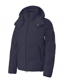 AllTerrain by Descente Anchor navy down jacket
