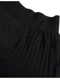 Il by Saori Komatsu black skirt price