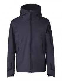 Allterrain by Descente Streamline navy jacket DIA3652U-GRN order online