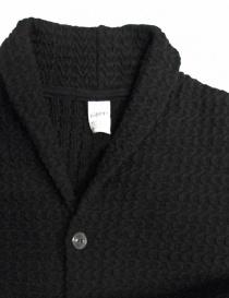 Cardigan GRP colore nero prezzo