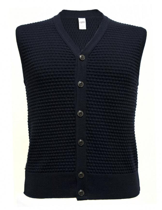 Gilet GRP colore blu SFTEC-2-V-BL gilet uomo online shopping