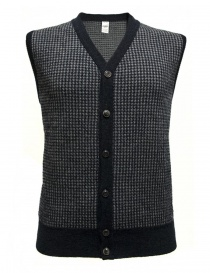 GRP navy and grey gilet online