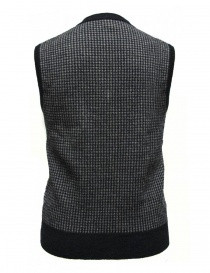 GRP navy and grey gilet buy online