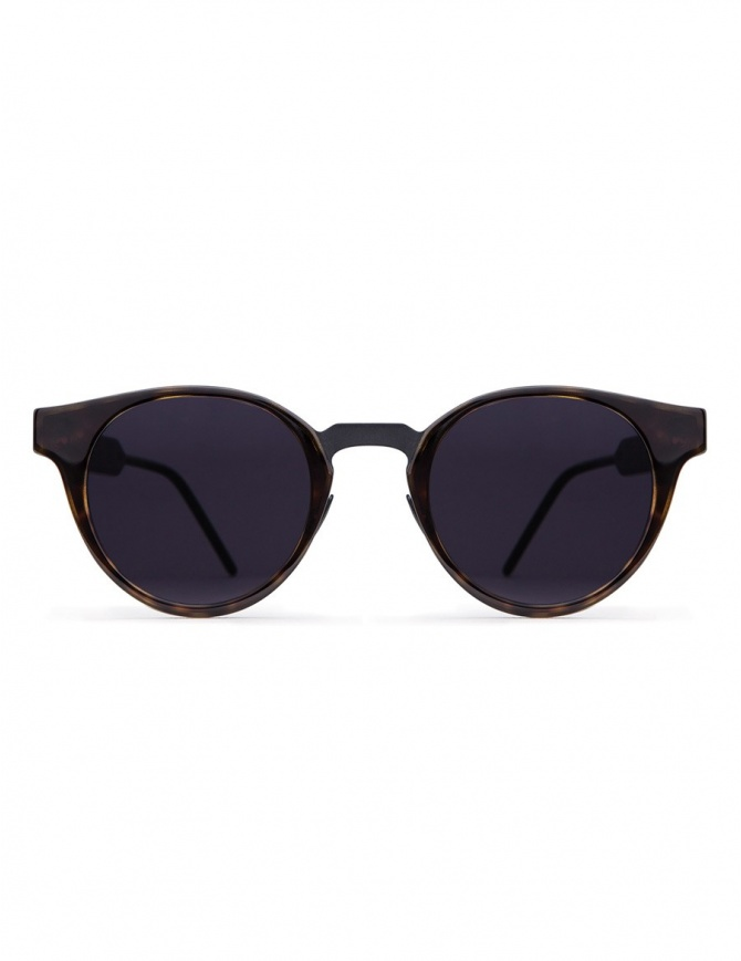 So.Ya Williams brown sunglasses WILLIAMS-DKH glasses online shopping