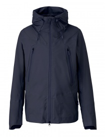 Allterrain by Descente Gridlite navy jacket online