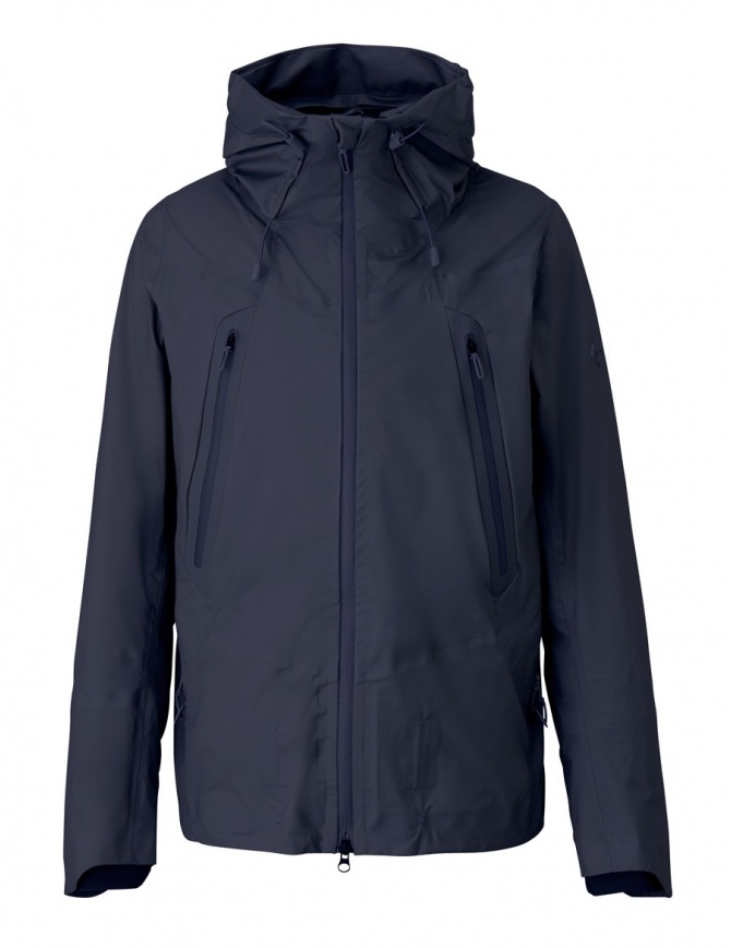 Allterrain by Descente Gridlite navy jacket DIA3653-GRNV mens jackets online shopping