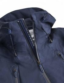 Giacca Gridlite AllTerrain by Descente colore navy giubbini uomo acquista online