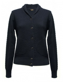 Cardigan GRP colore navy online