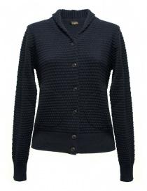 Womens cardigans online: GRP navy cardigan