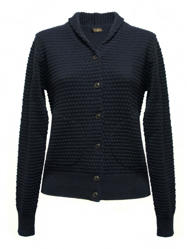 Cardigan GRP colore navy SFTEC2-W-BLU cardigan donna online shopping
