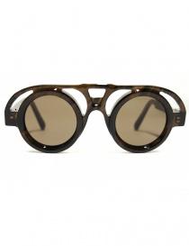 Occhiale da sole Kuboraum Mask T10 T10-41-27-BR