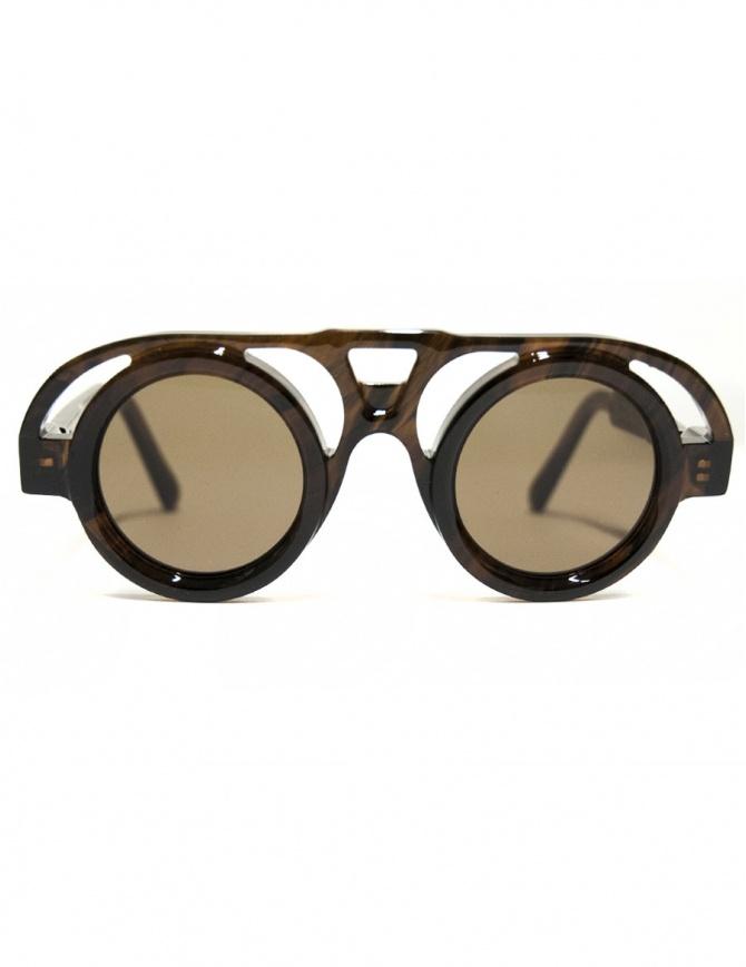 Occhiale da sole Kuboraum Mask T10 T10-41-27-BR occhiali online shopping