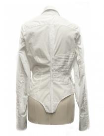 Camicia Marc Le Bihan colore bianco