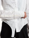 Camicia asimmetrica Marc Le Bihan colore bianco 26602 acquista online