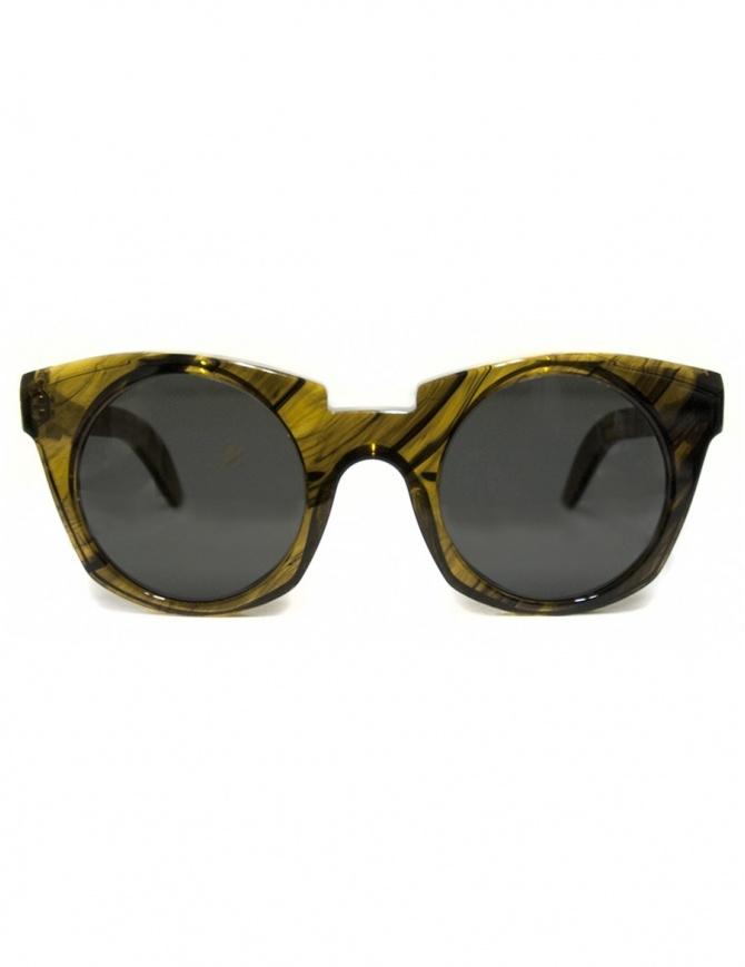 Occhiale da sole Kuboraum Maske U6 U6 48-26 2 GRAY occhiali online shopping