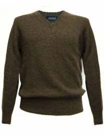 Howlin' by Morrison brown pullover SHORTY-MIX-H order online