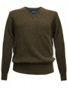 Maglione Howlin' by Morrison colore marrone acquista online SHORTY-MIX-H