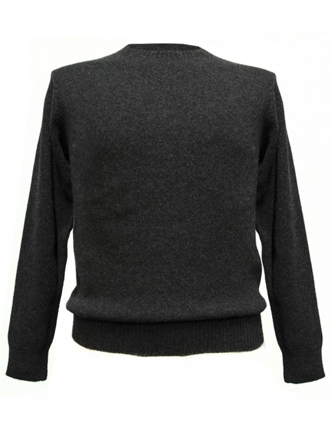 Howlin' by Morrison grey pullover CAMPBELL-CHA mens knitwear online shopping