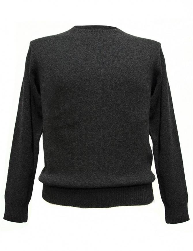 Maglione Howlin' by Morrison colore grigio CAMPBELL-CHA maglieria uomo online shopping