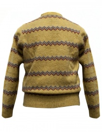 Cardigan Howlin' by Morrison colore giallo