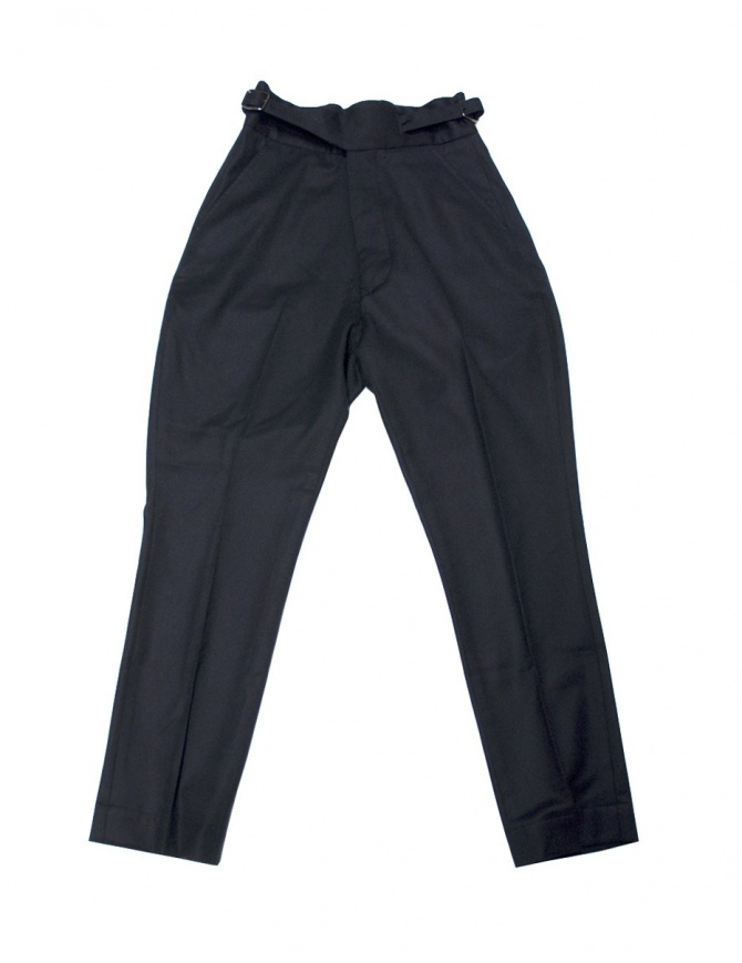 Haversack navy trousers 361509 59 NA womens trousers online shopping