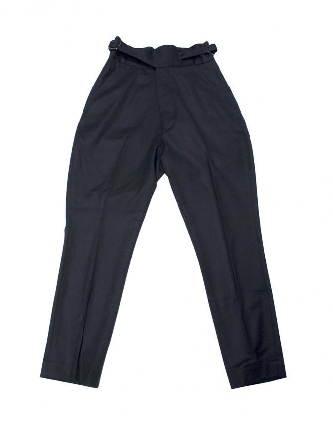 Pantalone blu Haversack 361509 59 NA pantaloni donna online shopping