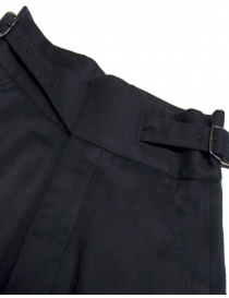 Haversack navy trousers