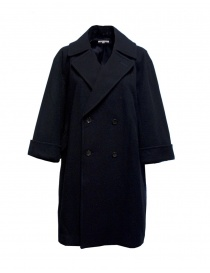 Womens coats online: Haversack navy coat