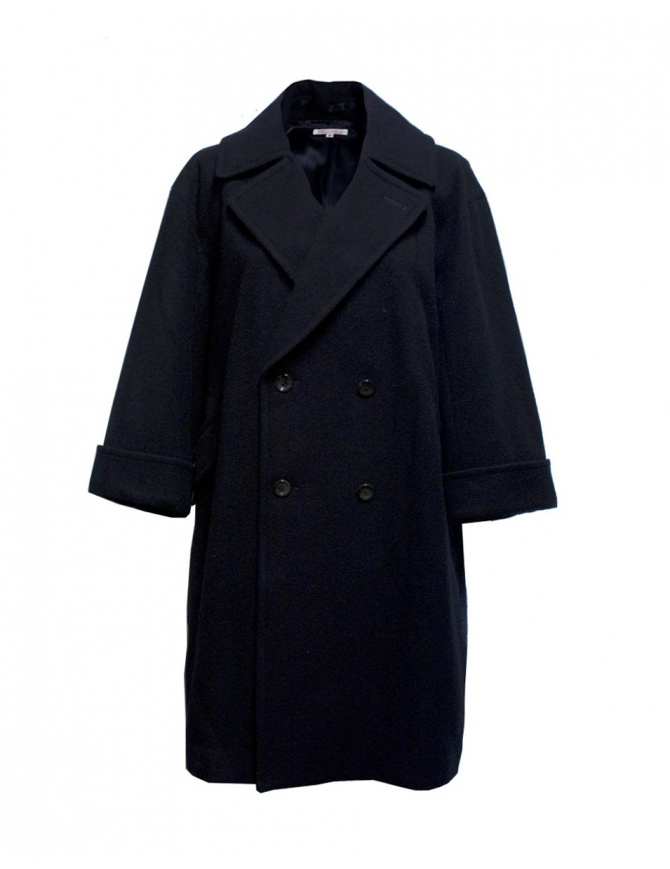 Haversack navy coat 371512 59 NA womens coats online shopping