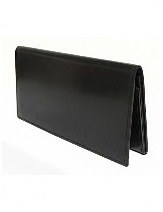 Portafoglio Ptah Fuukin in pelle nera PT150302-BLK portafogli online shopping