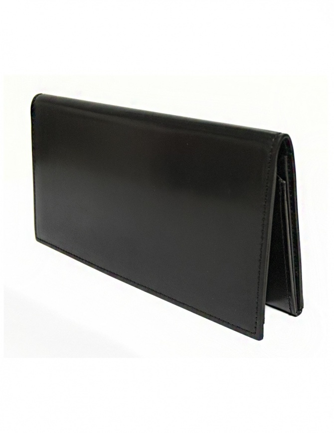 Ptah Fuukin black leather wallet PT150302 BLK wallets online shopping