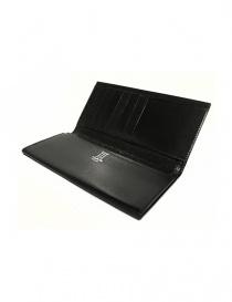 Ptah Fuukin black leather wallet wallets buy online