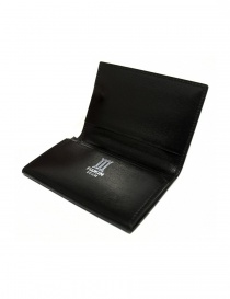 Ptah Fuukin black leather business card holder wallets buy online