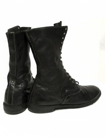 Guidi 212 black leather ankle boots price