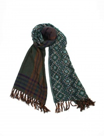 Scarves online: As Know As AsZacca green scarf