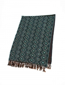 As Know As AsZacca green scarf