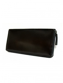 Ptah wine leather wallet online