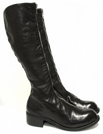 Guidi PL3 black leather boots PL3-HORSE-FG
