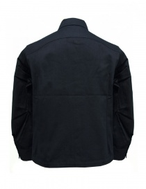 Camicia Camo colore navy