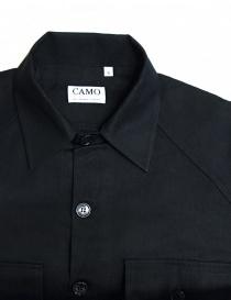 Camicia Camo colore navy prezzo
