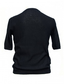 T-shirt Camo colore navy