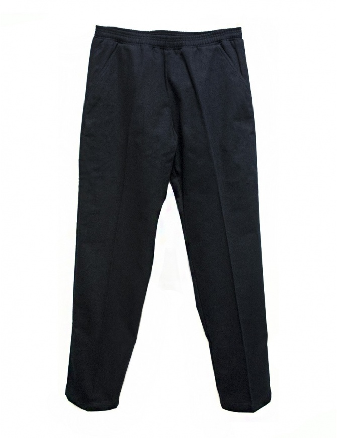 Camo navy trousers ECLIPSE-055- mens trousers online shopping
