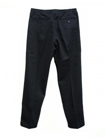 Camo navy trousers