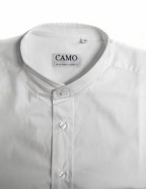 Camicia Camo colore bianco camicie uomo acquista online