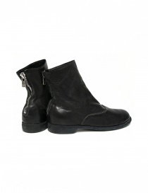 Guidi 211 black leather ankle boots price