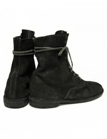 Guidi 212 black suede leather ankle boots price