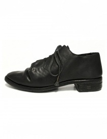 Carol Christian Poell black leather shoes mens shoes price