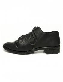 Scarpa Carol Christian Poell in pelle nera calzature uomo prezzo