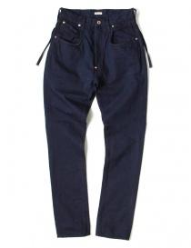 Pantalone indigo Kapital online