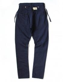 Pantalone indigo Kapital